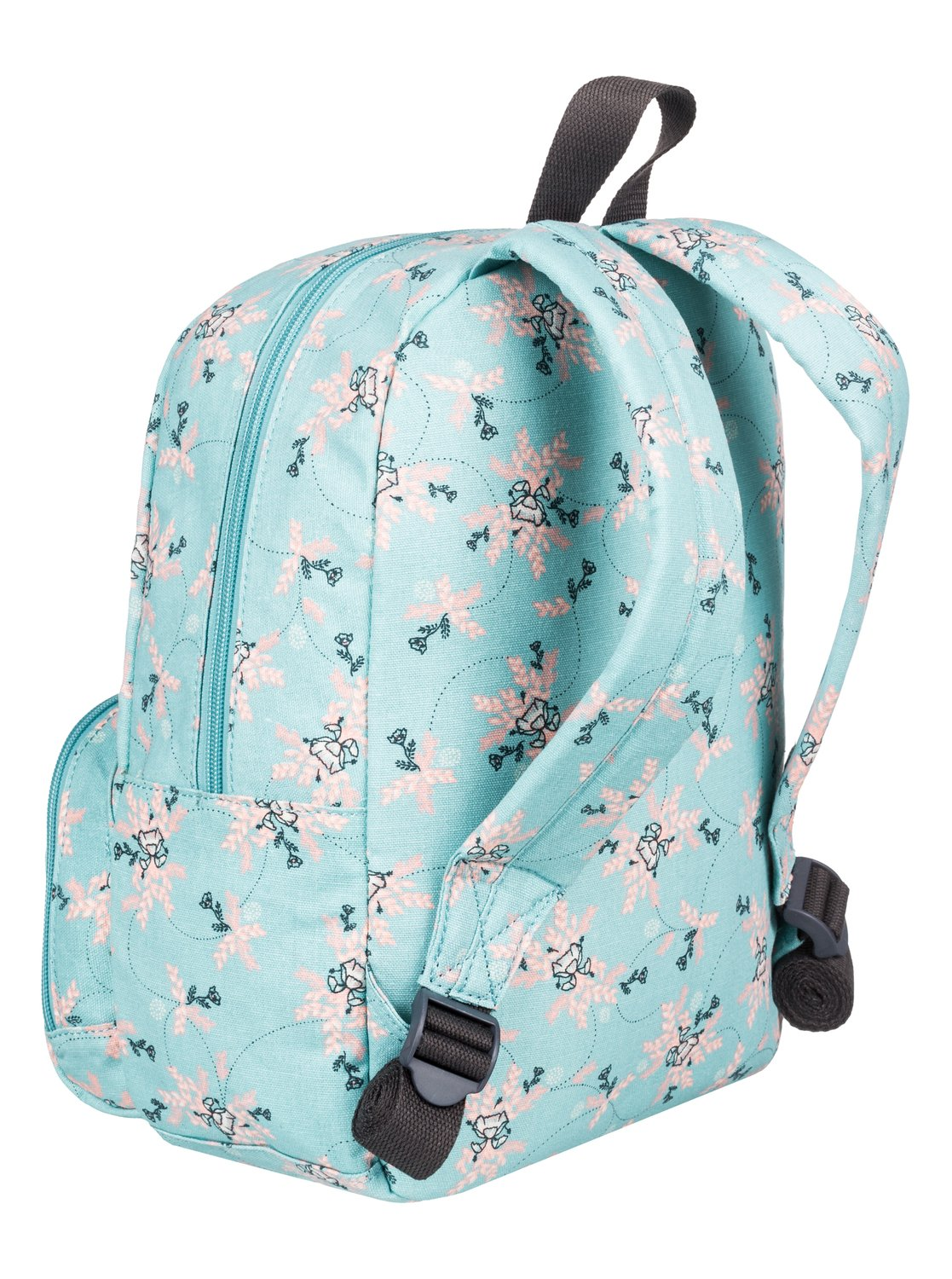 2 Always Core Canvas 8L Extra-Small Backpack Blue ERJBP03830 Roxy 2c69526886122