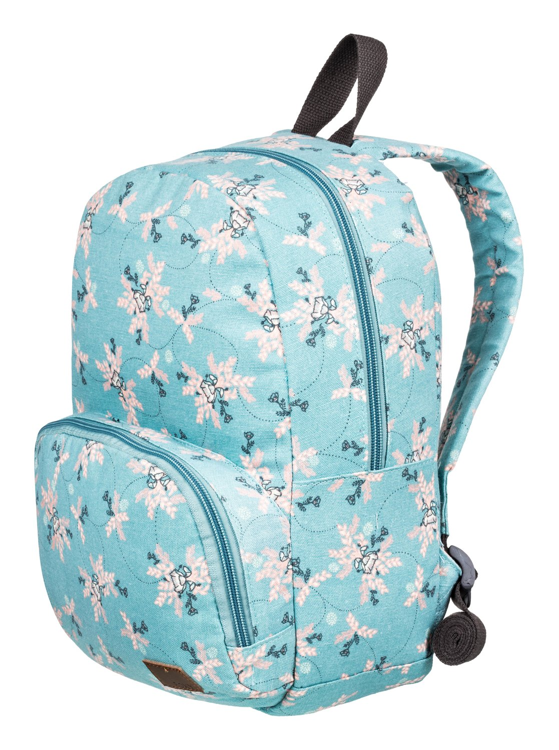 1 Always Core Canvas 8L Extra-Small Backpack Blue ERJBP03830 Roxy aa217132a1ed8