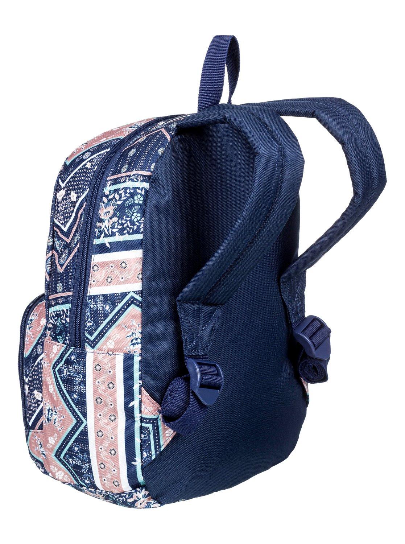 2 Always Core 8L Extra-Small Backpack Blue ERJBP03835 Roxy 963d37e22a18d
