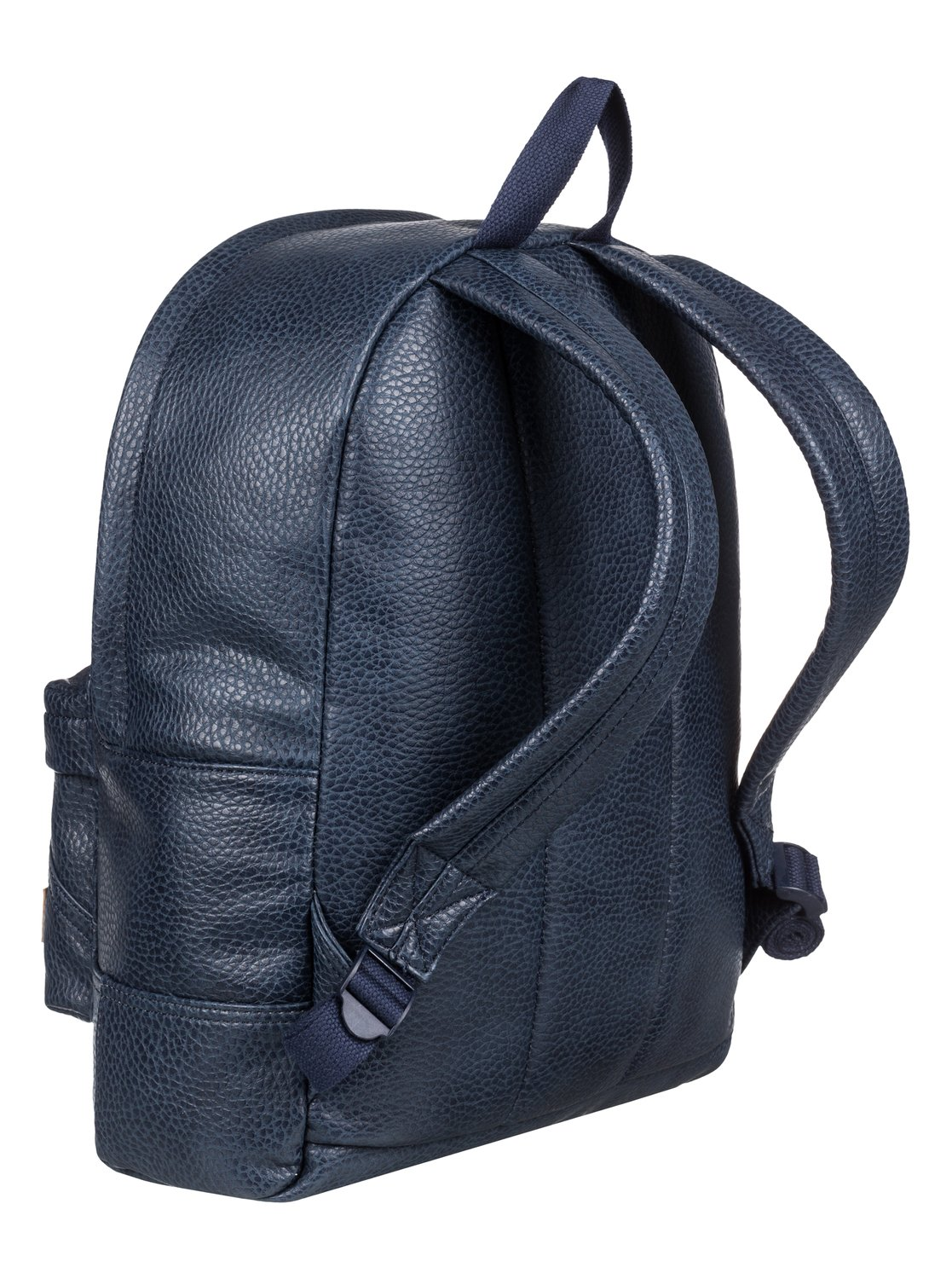 c3adc388f6 1 Wild Air 10L - Small Faux Leather Backpack Blue ERJBP03849 Roxy