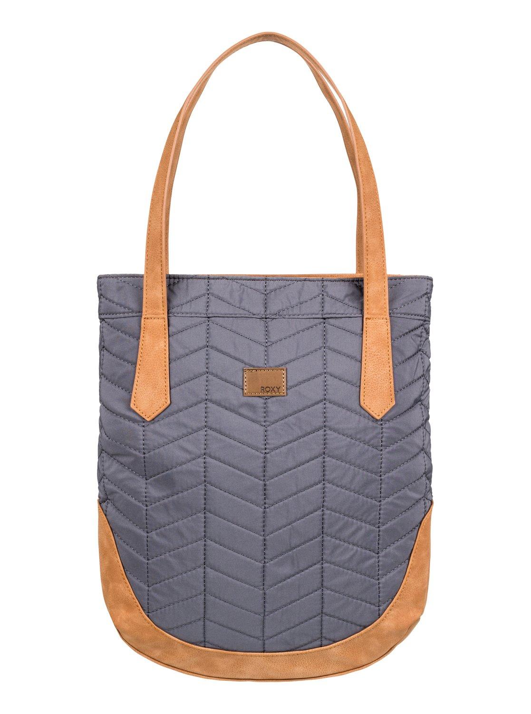 0 See The Good Tote Bag Black Erjbp03865 Roxy