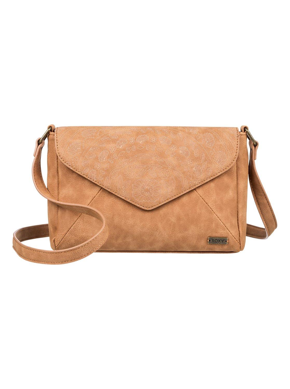ed2449193de8 0 Sunset Road - Small Faux Leather Handbag Orange ERJBP03869 Roxy