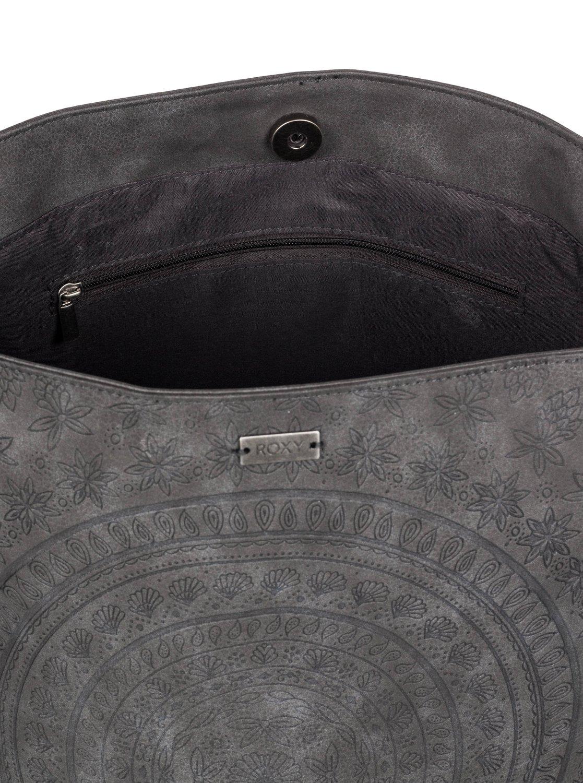 0b9b0842e76d 3 Desert Bloom - Faux Leather Handbag Black ERJBP03871 Roxy