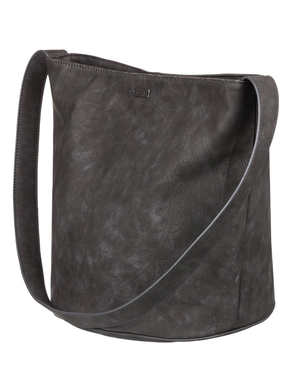 aabd093930e4 1 Desert Bloom - Faux Leather Handbag Black ERJBP03871 Roxy