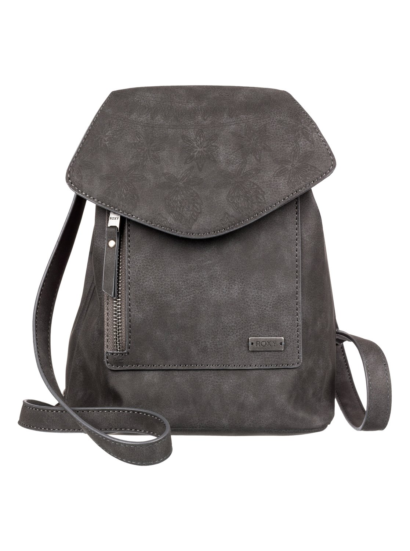 86aae2fb80 0 Like A River 6L Small Faux Leather Backpack Black ERJBP03875 Roxy