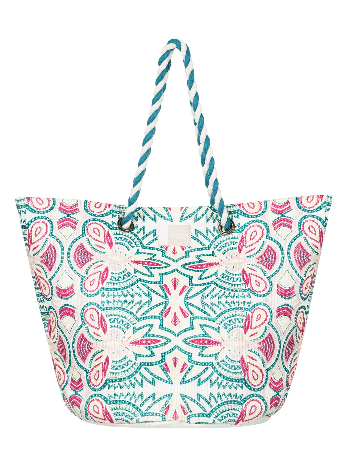 Sunseeker Bag marshmallow tribal stripe Roxy