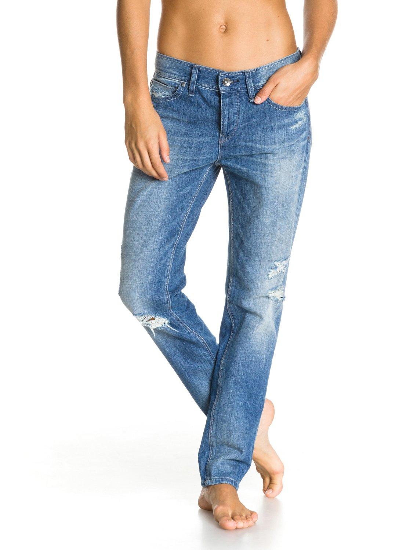 DENIM - Denim trousers TOMBOY