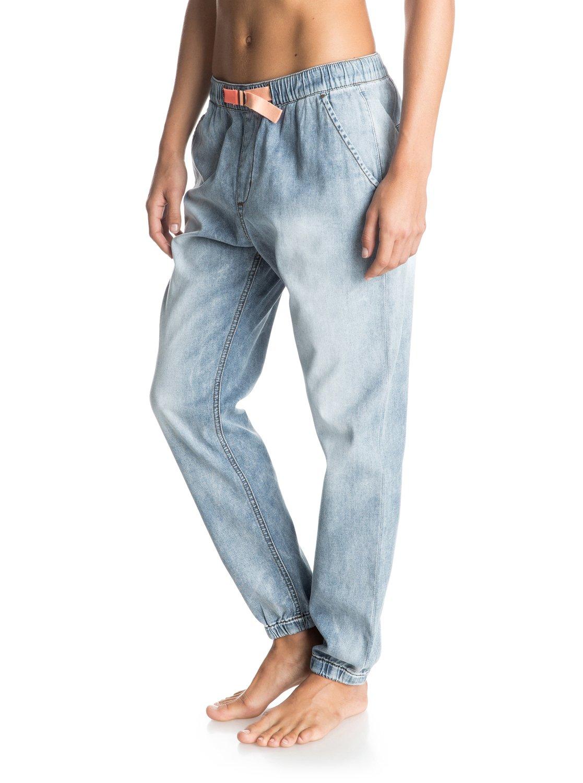 denim Fonxy 1 de Pantalones ERJDP03095 Roxy Denim jogging nUXBrUW