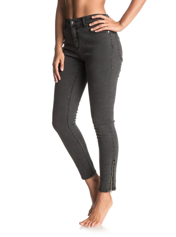 Night Spirit - Super Skinny High Waisted Jeans ERJDP03149 ...