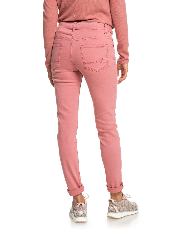 3 Seatripper - Skinny Fit Jeans for Women Pink ERJDP03182 Roxy d3da0dcbc442