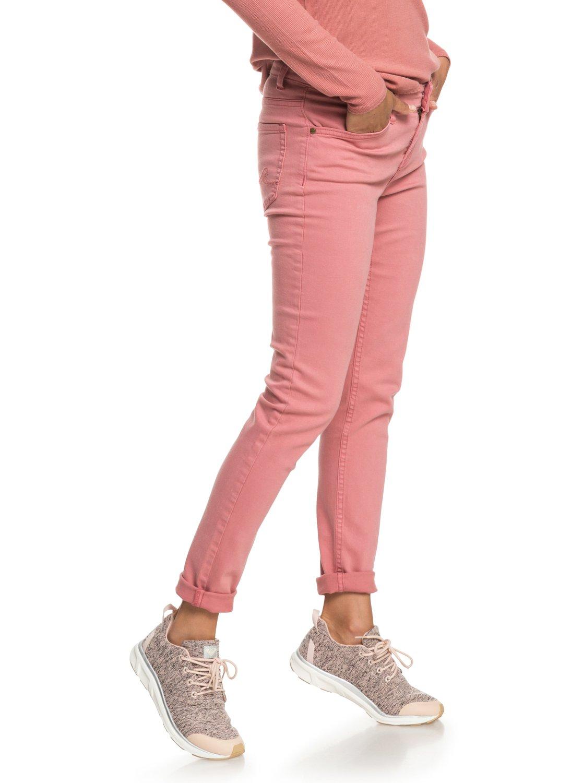 2 Seatripper - Skinny Fit Jeans for Women Pink ERJDP03182 Roxy 8cf738351c65
