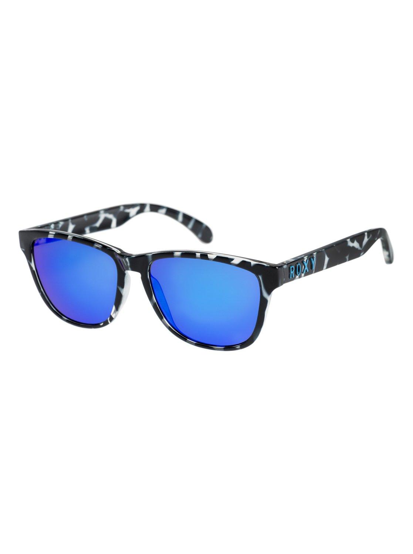 Roxy Emi - Sunglasses - Lunettes de soleil - Femme - ONE SIZE - Bleu u342H