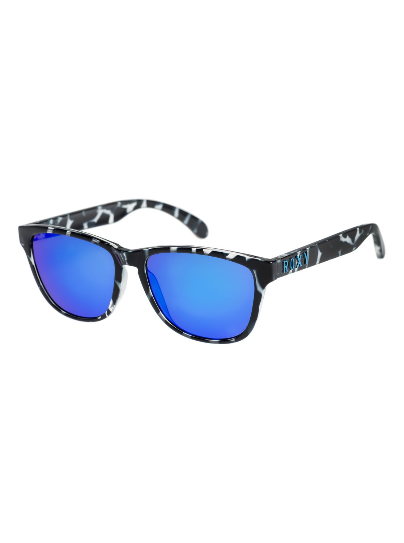 Roxy Emi - Sunglasses - Lunettes de soleil - Femme - ONE SIZE - Bleu