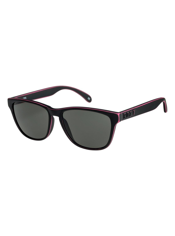 cd584aea380c4c 0 Uma - zonnebril Black ERJEY03004 Roxy
