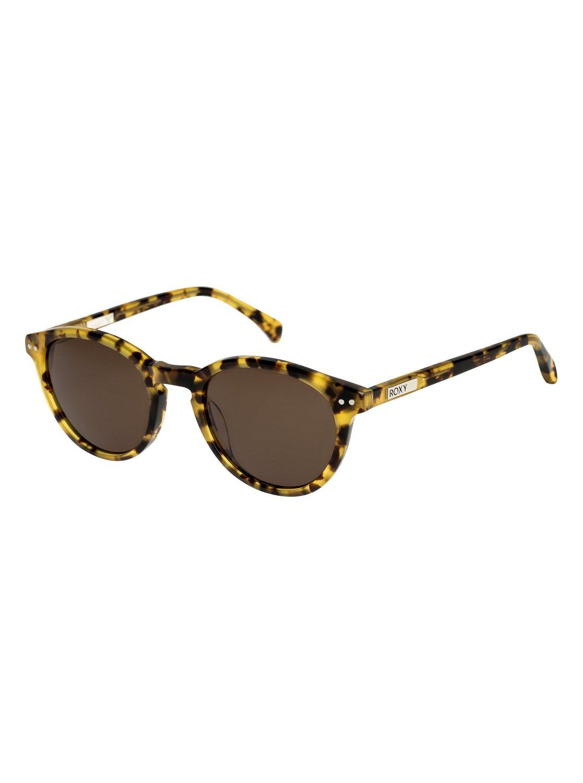 0 Gwen - Lunettes de soleil pour Femme Marron ERJEY03017 Roxy 5da9b50b609f