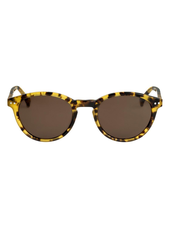 1 Gwen - Lunettes de soleil pour Femme Marron ERJEY03017 Roxy d19ccc63940e