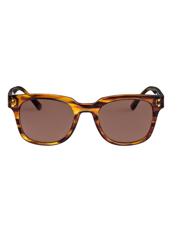 Roxy Thalia - Sunglasses - Lunettes de soleil - Femme - ONE SIZE - Marron