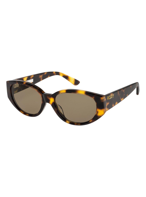 Roxy Sonnenbrille »Rhapsody«, braun, tortoise brown/ brown
