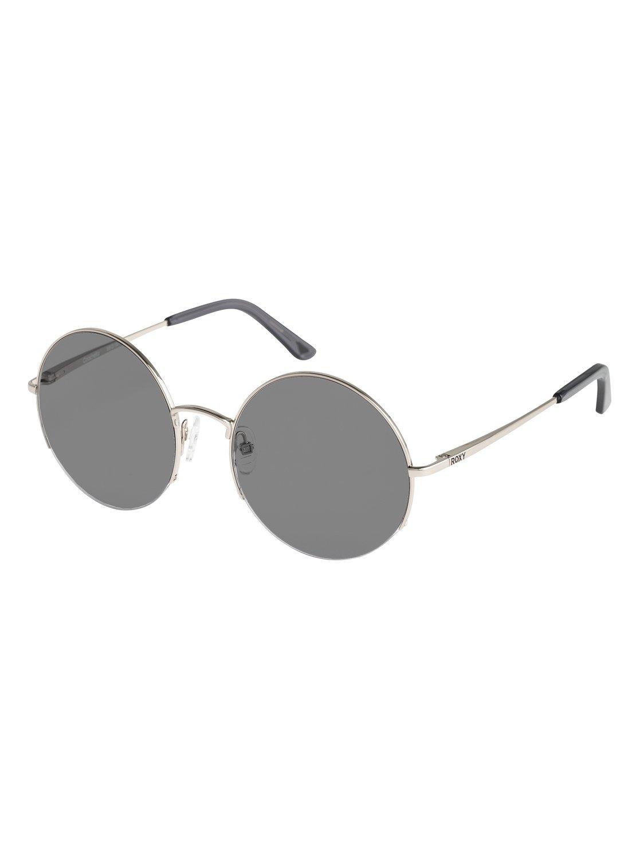 Roxy Sonnenbrille »Coachella«, grau, silver/ grey