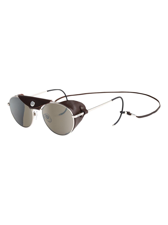 Roxy Sonnenbrille »Blizzard«, grau, silver-brown