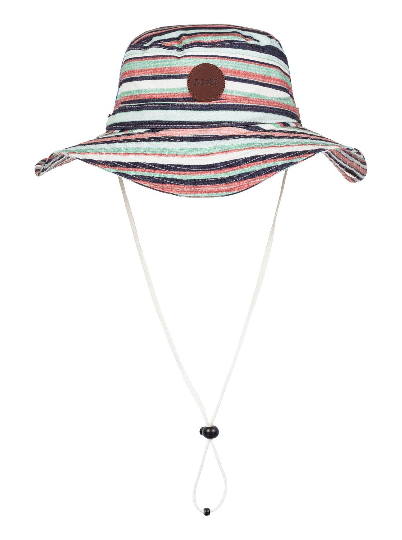 0 Into The Sun Bucket Hat ERJHA03055 Roxy 57ebe1f47af