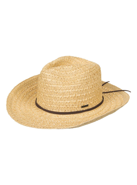 0 Sombrero de paja Magic Rush ERJHA03123 Roxy d61089893cc