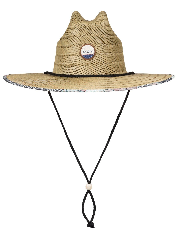 0 Tomboy Printed Straw Hat ERJHA03214 Roxy 336d17efb753