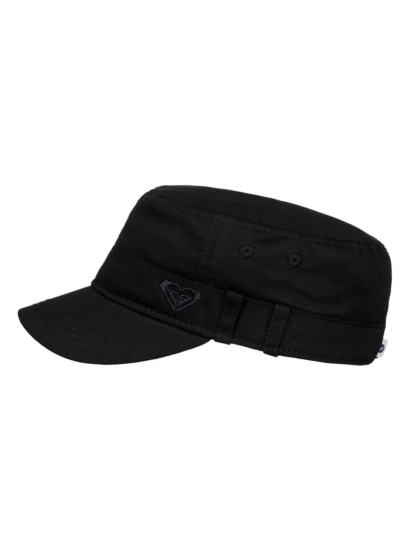 Roxy™ Castro Military Hat ERJHA03229  89c2f09af58a