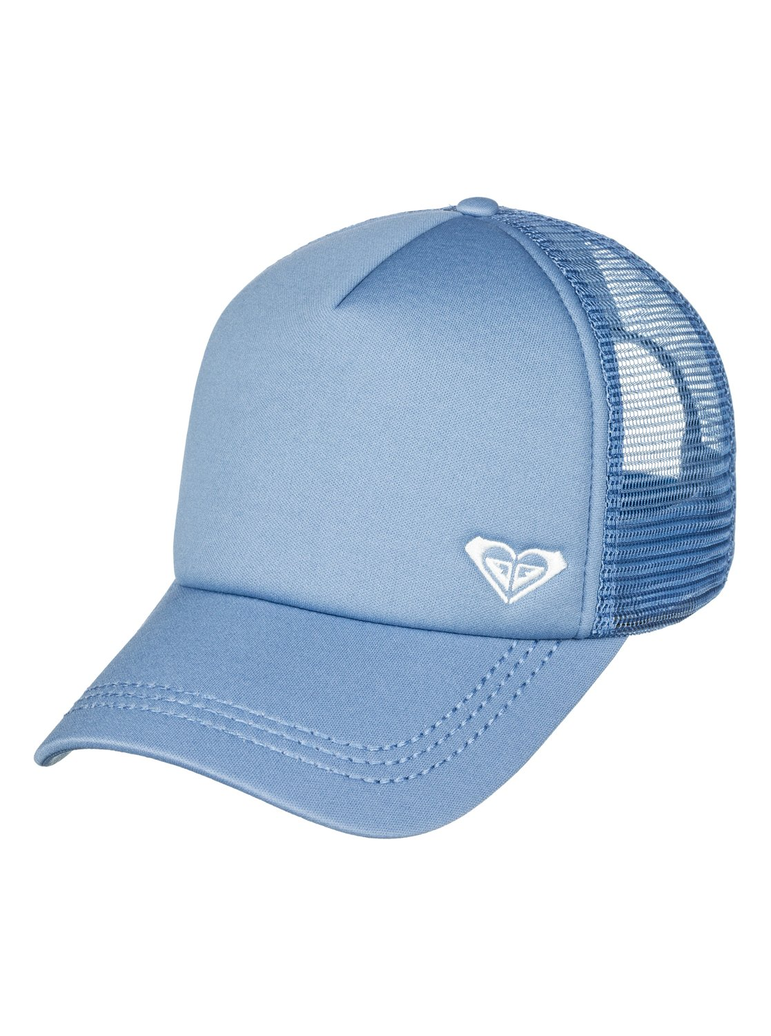 0 Finishline Trucker Hat Blue ERJHA03320 Roxy a00f76c52b