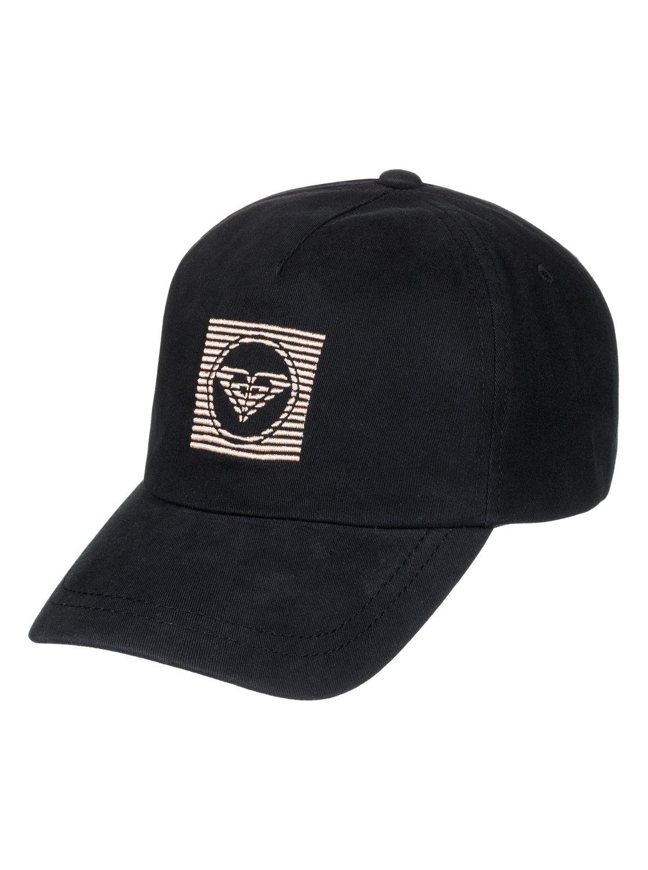 b85189b480c41 0 Extra Innings B - Baseball Cap for Women Black ERJHA03395 Roxy
