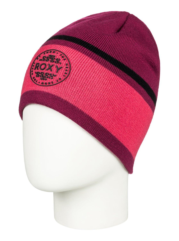 0 Icy Dale - Bonnet pour Femme Rouge ERJHA03431 Roxy 655e4f53386