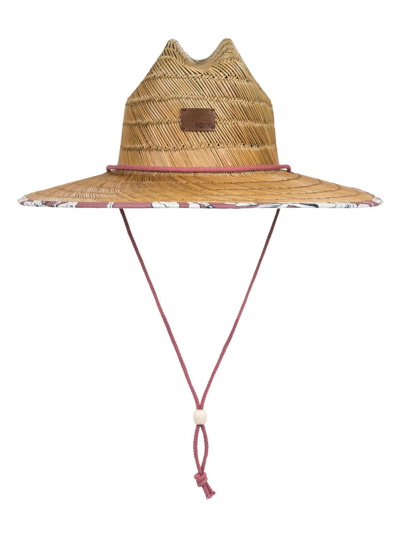 0 Tomboy Straw Sun Hat ERJHA03472 Roxy b91be5388b4