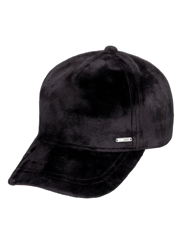 81a82d735ee 0 Southset Velvet Baseball Hat Black ERJHA03480 Roxy