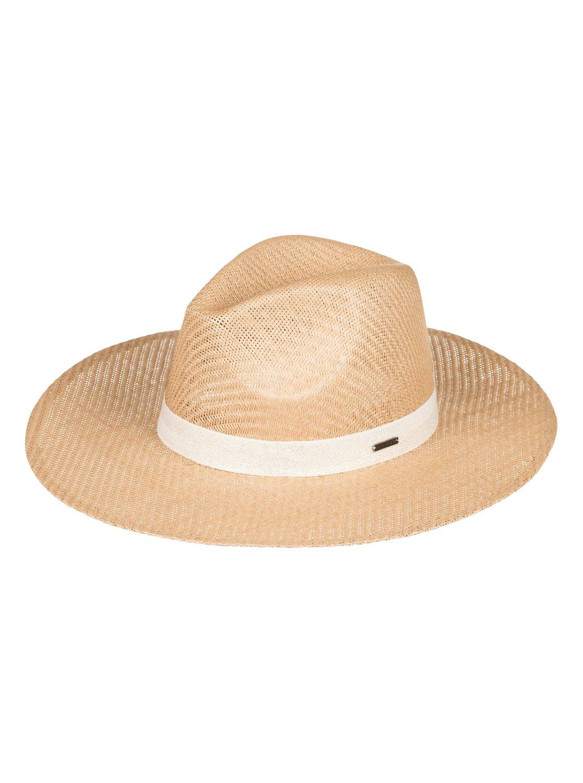c8dba0e76c0 0 Here We Go - Straw Sun Hat for Women Yellow ERJHA03526 Roxy