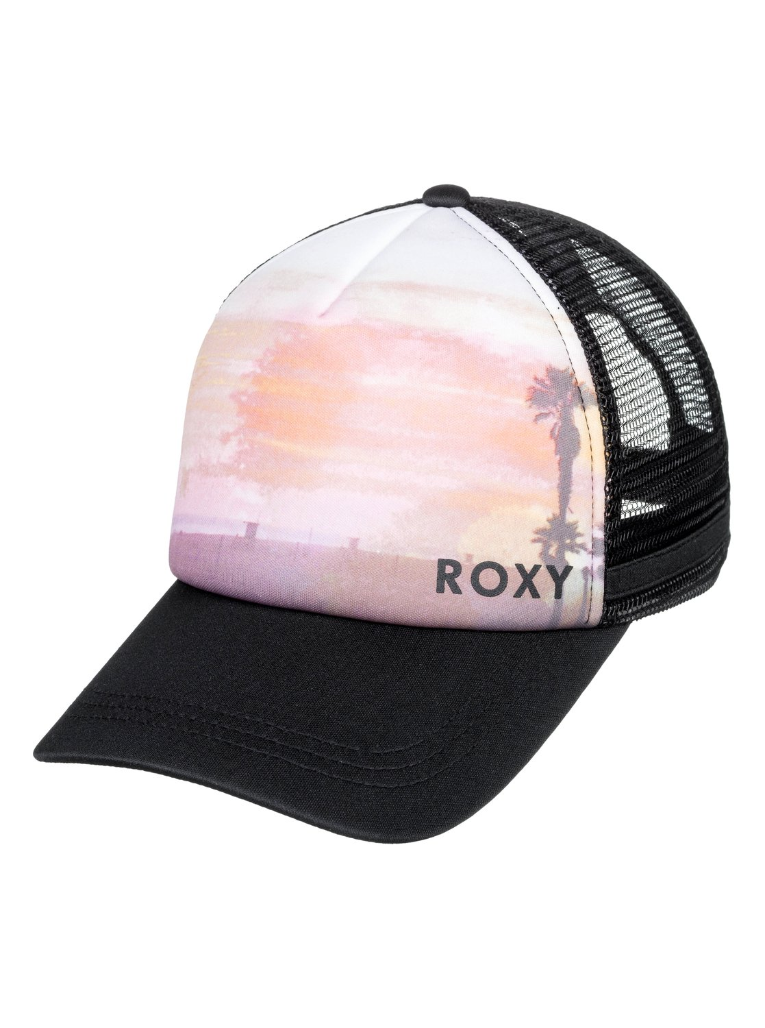 0 Dig This Trucker Hat Black ERJHA03533 Roxy 7610ff292a1