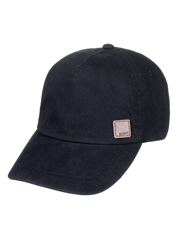 0 Extra Innings A Baseball Hat Black ERJHA03539 Roxy 3f43b2cc35a7