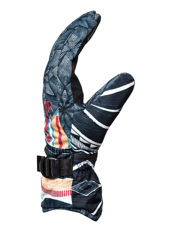 1 ROXY Jetty SE - Gants de ski snowboard pour Femme Noir ERJHN03116 Roxy c6b279d7d9a