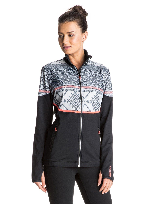 344a5791d43e Куртка женская для бега Priscah ERJJK03128   Roxy