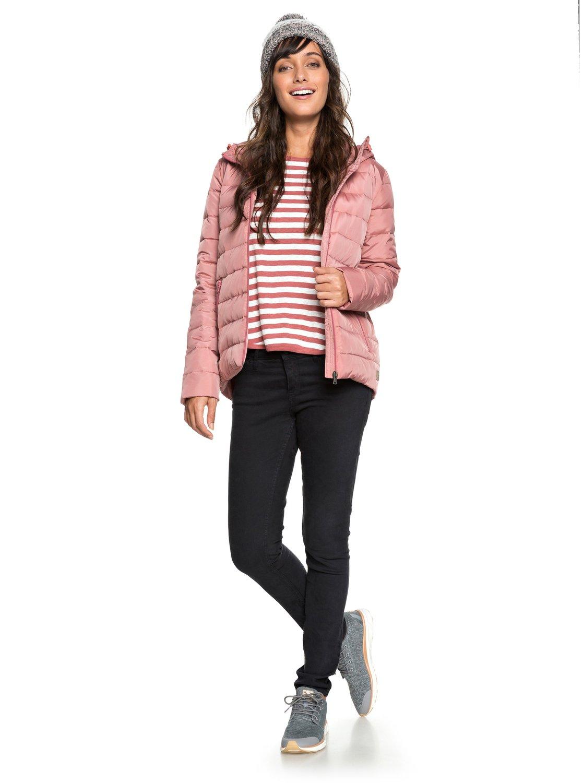 Roxy™ Rock Peak - Water Repellent Padded Jacket for Women - Women  ae24c45a805