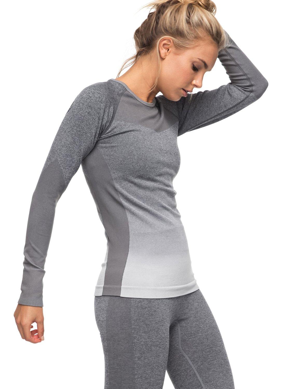 1 Passana - Tee Shirt de sport à manches longues pour Femme ERJKT03271 Roxy 91b9066fb99