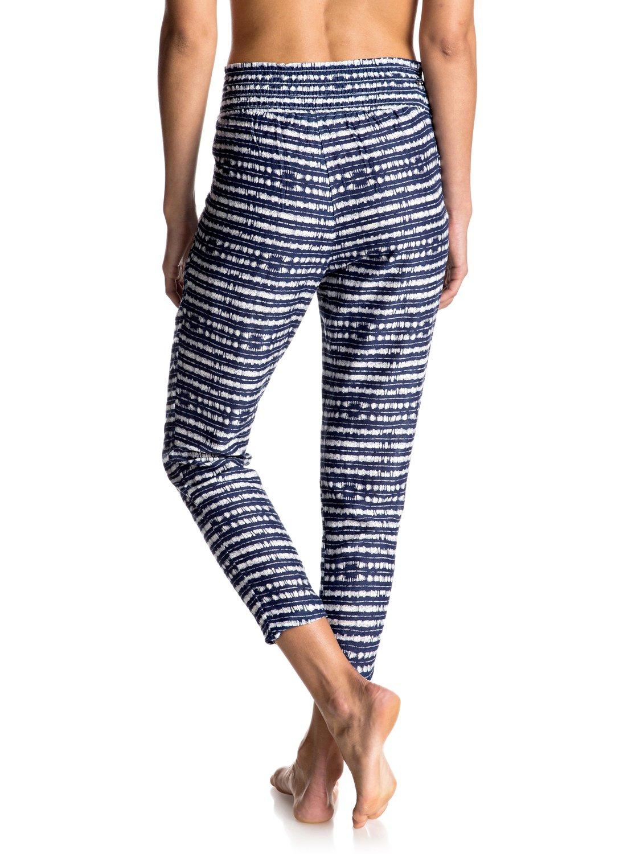 ultra violet printed pantalon de plage 3613372524165 roxy. Black Bedroom Furniture Sets. Home Design Ideas