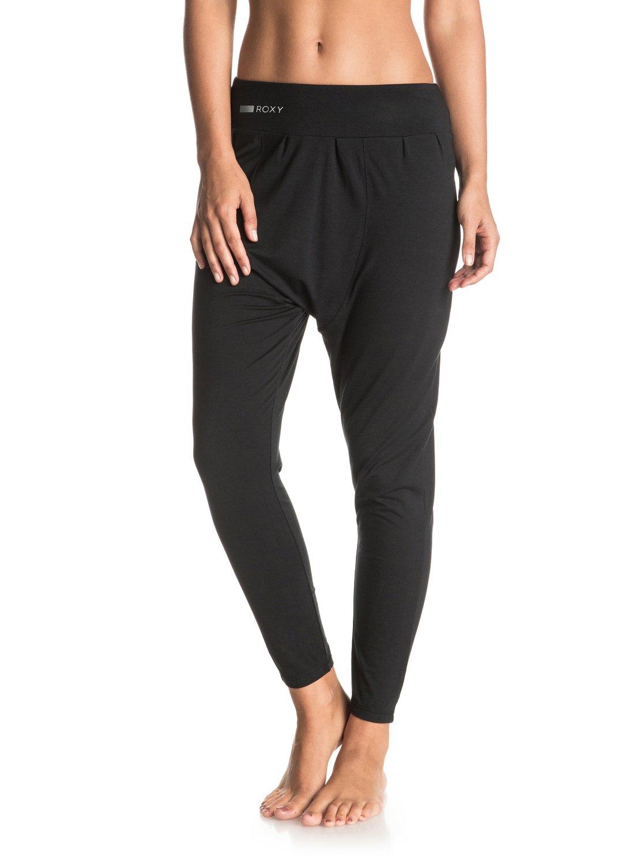0 Hurrica , Pantalon de yoga sarouel ERJNP03095 Roxy