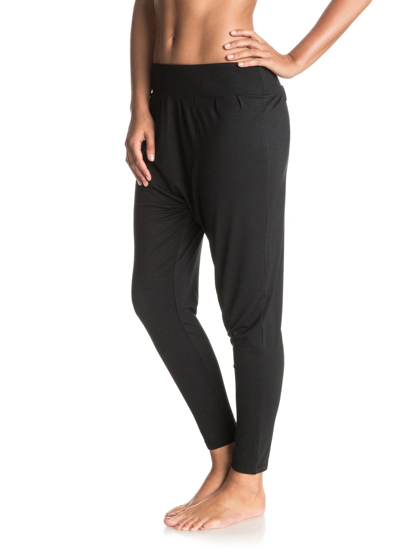 1 Hurrica - Pantalon de yoga sarouel ERJNP03095 Roxy 22c3ff37bb5