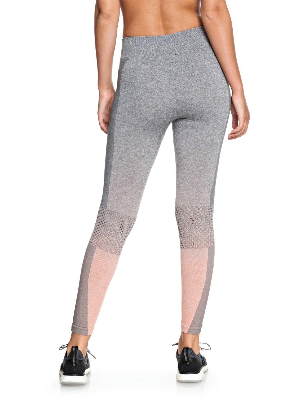 3 Passana 2 - Legging de sport pour Femme Noir ERJNP03193 Roxy 42214b4ea4a