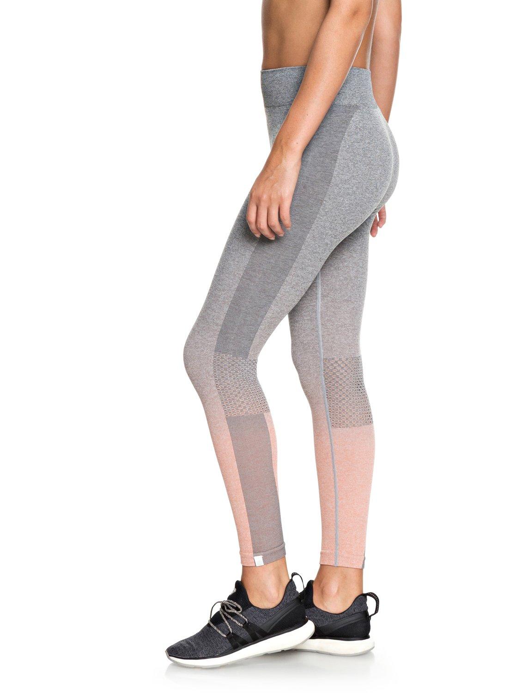 2 Passana 2 - Legging de sport pour Femme Noir ERJNP03193 Roxy f4d22e32676