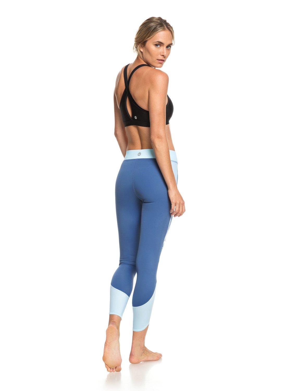 0 Sandy Vocation - Legging de sport 7 8 UPF 50 pour Femme Bleu ERJNP03214 cd67cddb81e