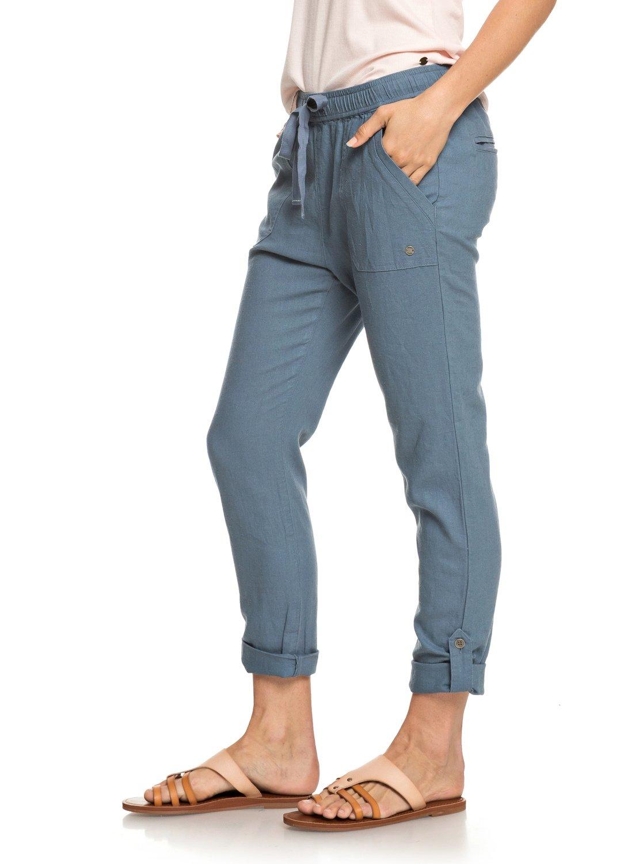Pour Roxy Symphony Lin Femme Lover New Pantalon En Erjnp03226 8xqUPxw
