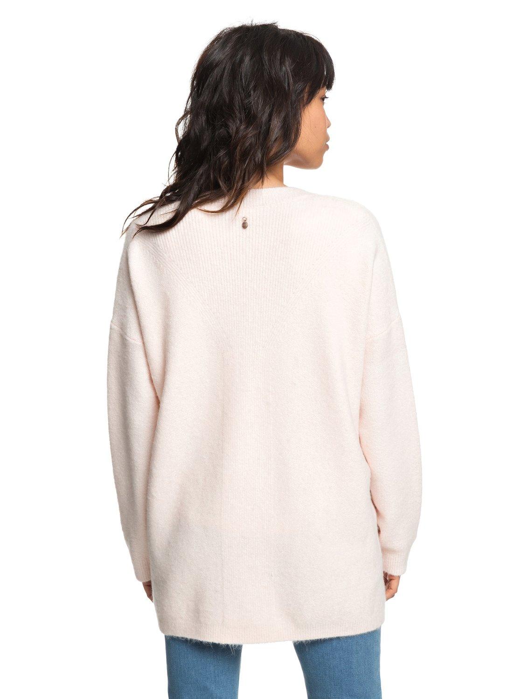 4 Delicate Mind - Cardigan for Women Pink ERJSW03325 Roxy 1bd1669ee
