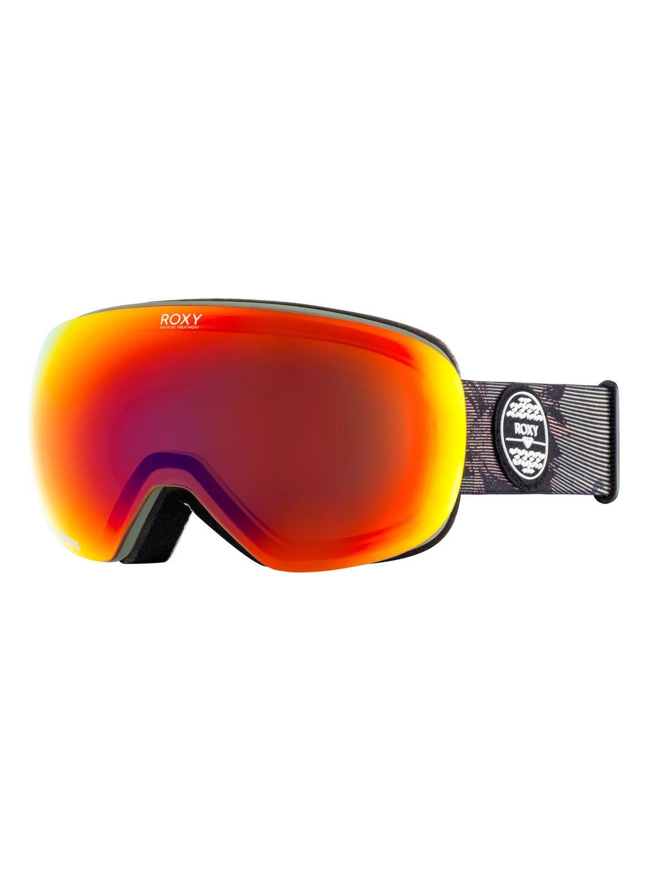 44d5b197193057 0 Popscreen - Masque de ski snowboard pour Femme Noir ERJTG03058 Roxy