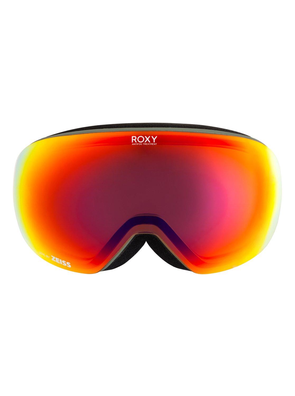 c42a77b5774eb5 1 Popscreen - Masque de ski snowboard pour Femme Noir ERJTG03058 Roxy